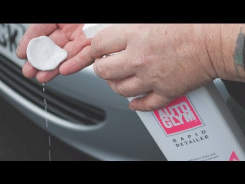How & why to use a clay bar on your car with Simon Nixon