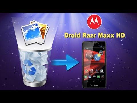 [Droid Razr Maxx HD Recovery]: How to Recover Deleted Photos from MOTOROLA Droid Razr Maxx HD?