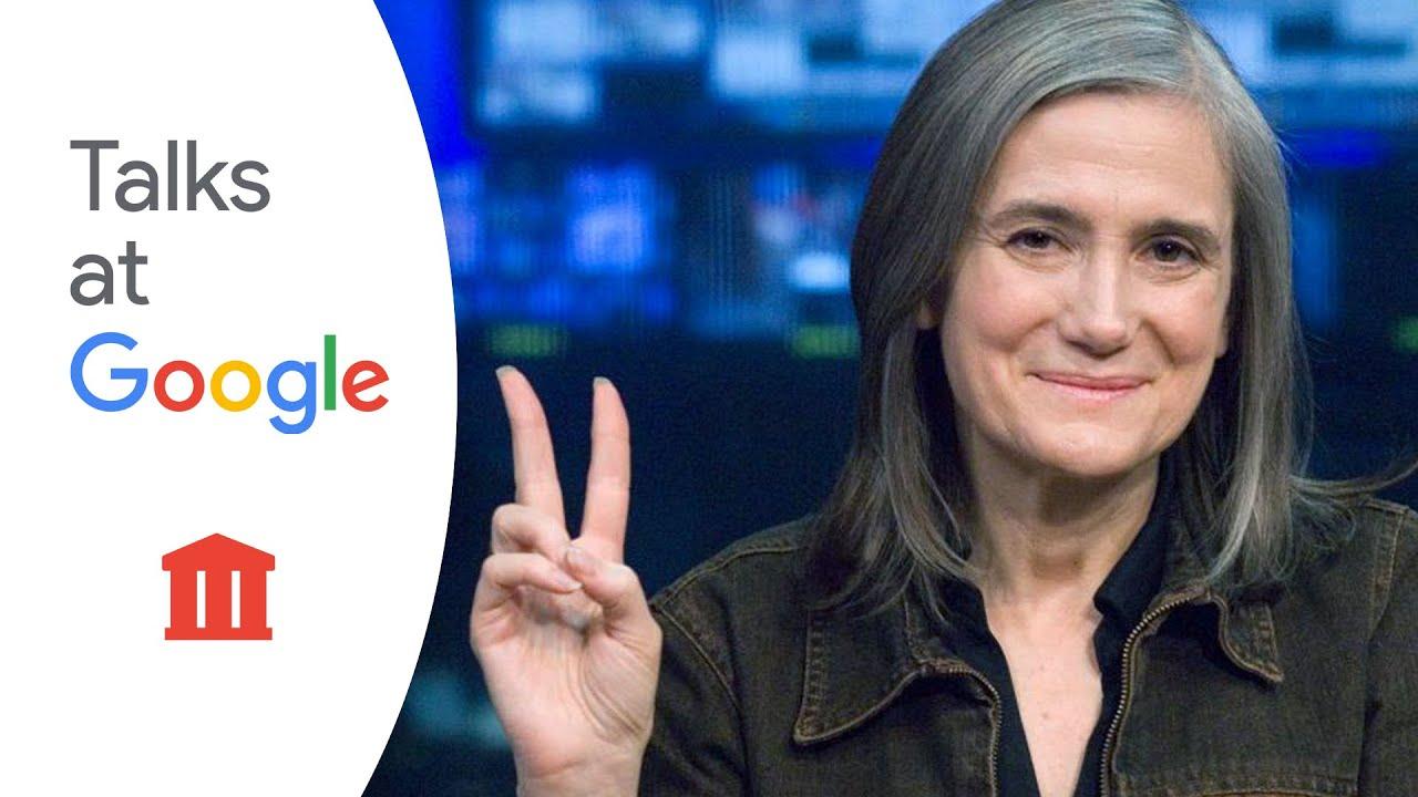 Democracy Now!   Amy & David Goodman   Talks at Google