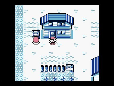 Pokemon Blue Walkthrough Part 1 -