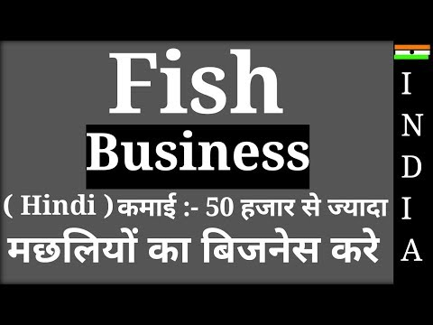 Best Business To Earn Money | How To Start Fish Shop Business | Small Business Ideas