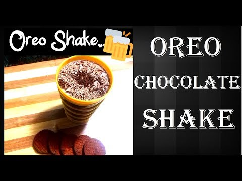 How To Make Oreo Milkshake | Oreo Milkshake | Oreo Milkshake Without Icecream