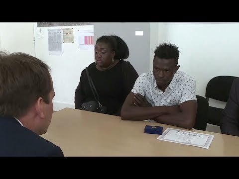 Real-life Spider-man wins French citizenship for heroism