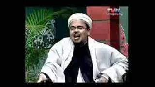 Habib Rizieq Syihab  : hukum mencampur adukan mazhab,enak betulll