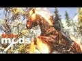 OMG My Horse Just Exploded! - Top 5 Skyrim Mods of the Week