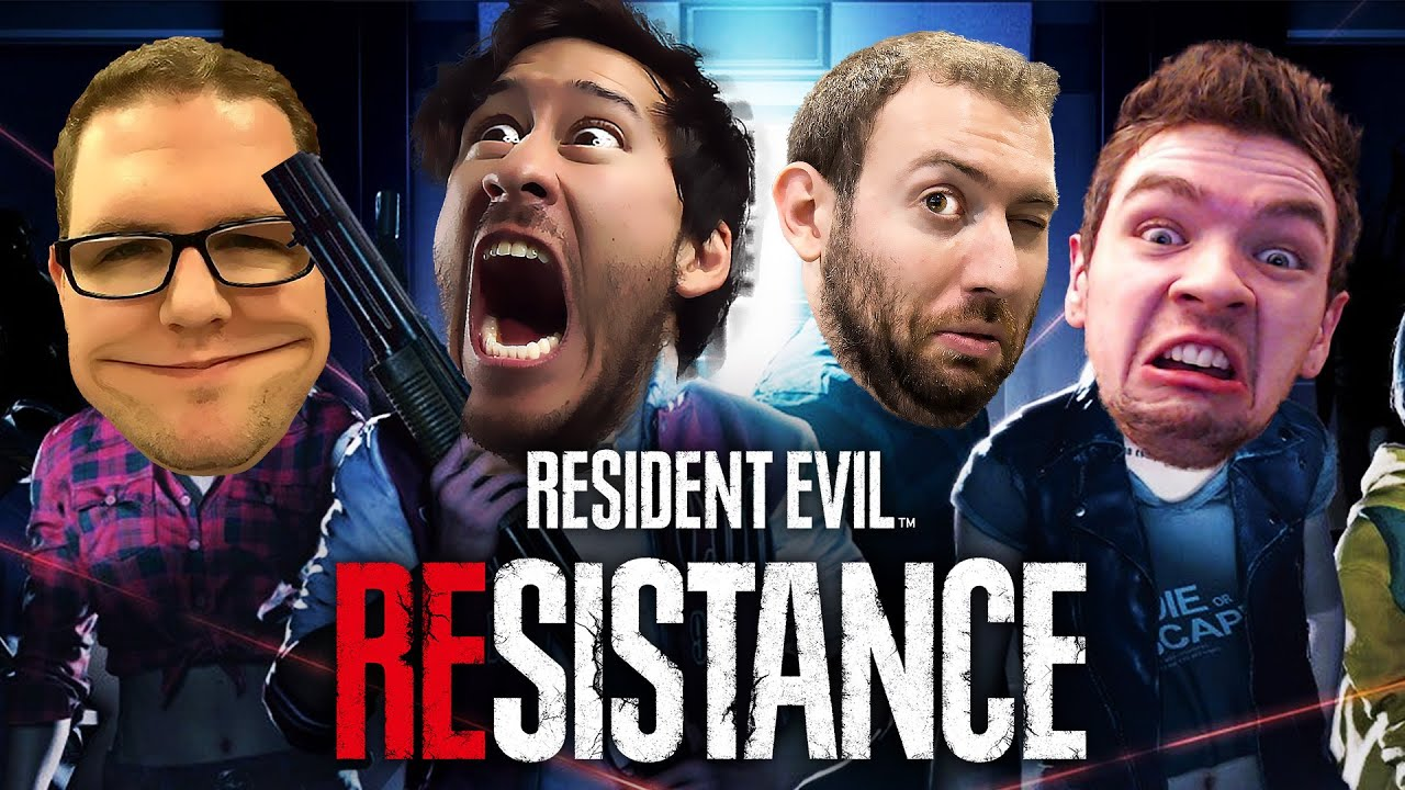 BETRAYING EACH OTHER OURSELVES APART TOGETHER | Resident Evil: Resistance