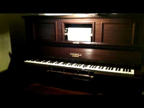 1928 Themola London Pianola - Bye Bye Blackbird