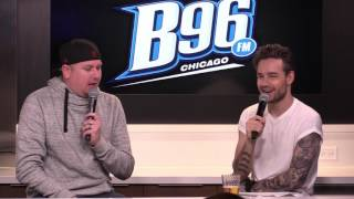 Liam Payne Chats About Making Humans With B96