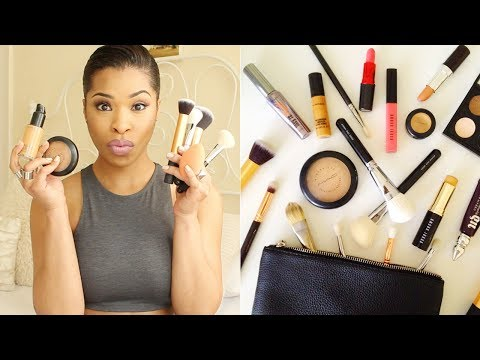 MAKEUP STARTER KIT | Foundation, Concealer, Eye Makeup & More! | MAKEUP
