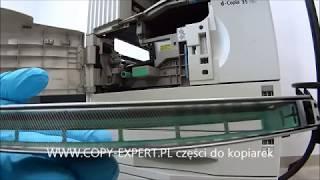 Kyocera KM-3035 error code C6000 clear l call service c6000