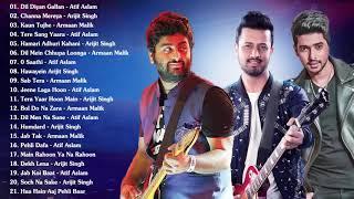 Top songs 2019 of Atif Aslam, Arijit Singh, Armaan Malik || New collection, Best Jukebox playlist