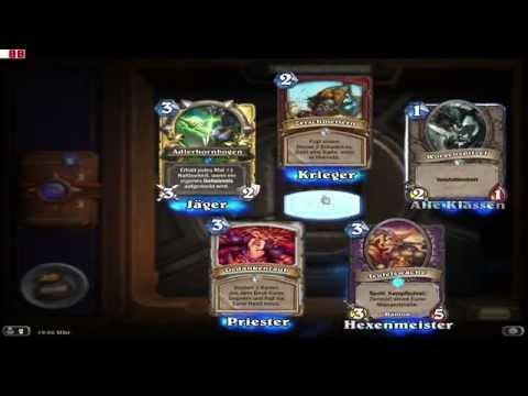 Hearthstone open 11 Expert Packs!