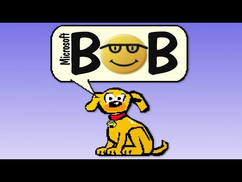 microsoft bob - a windows shell replacement for windows 3 x