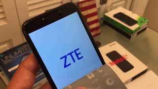 How to unlock the AT&T Prepaid ZTE Maven 3 Z835 step by step