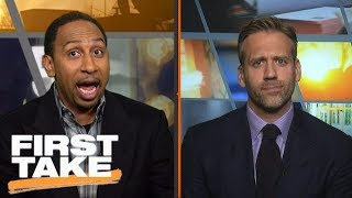 Stephen A. Smith fired up over Michael Jordan