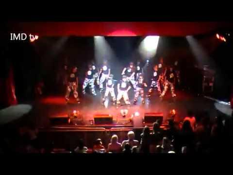 IMD Legion - Nations Best Dance Crew Final 2012, Indigo O2
