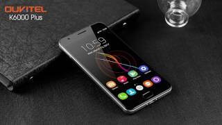 OUKITEL K6000 Plus features video- charger, camera, reverse charge