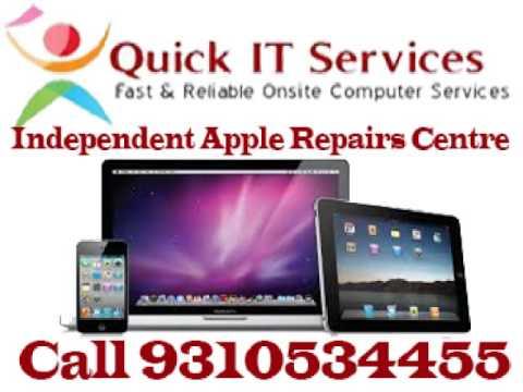 Independent Apple Laptop Repairs Centre In Delhi Noida Gurgaon India