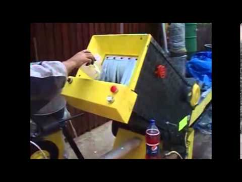 PET Recycling Machine that solved the problem of removing pet bottle caps, rings, labels almost 100%