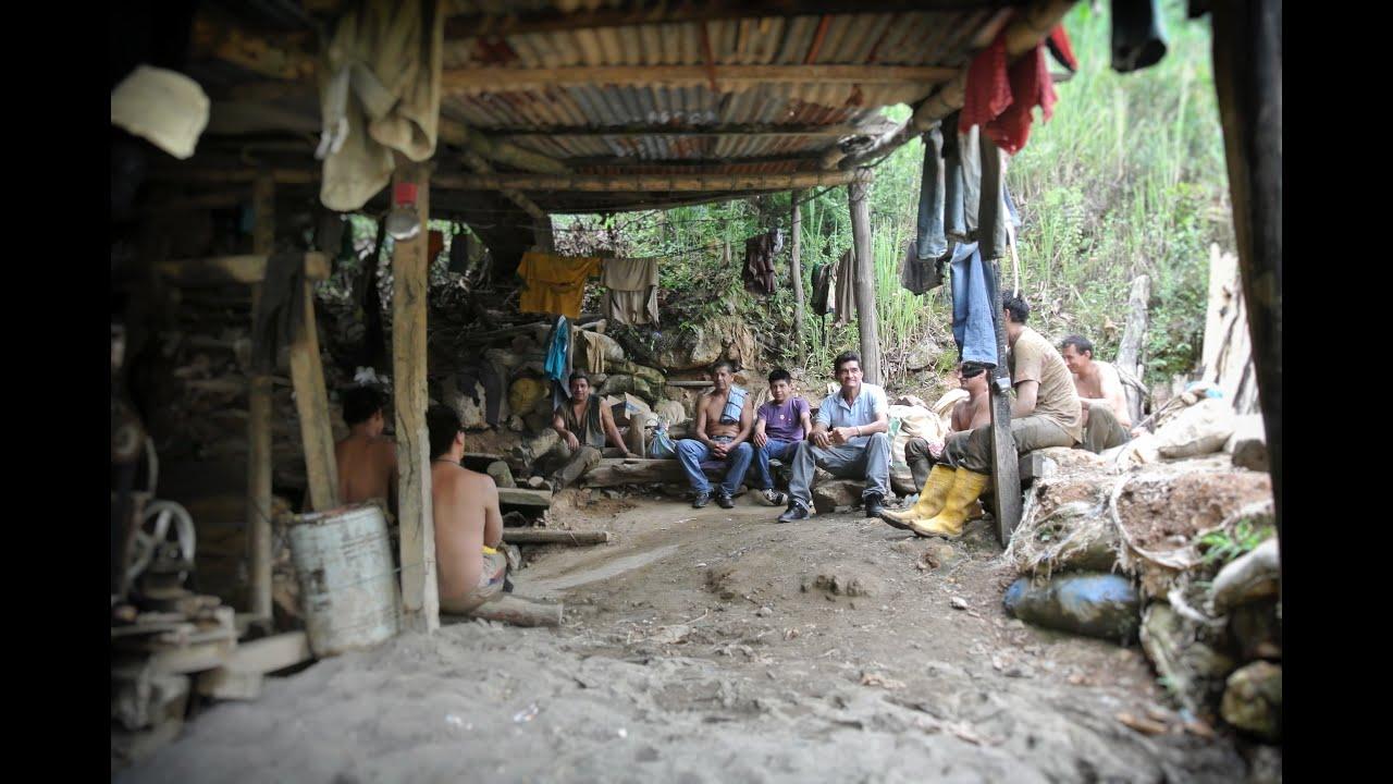 Artisanal Mining: Poverty Driven Destruction
