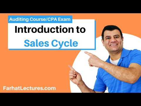 Introduction to Sales Cycle | Auditing and Attestation | CPA Exam