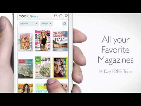 FREE NOOK Reading Apps - Android
