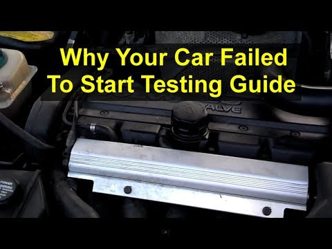 Car will not start trouble shooting guide, wont crank, wont turn over, etc. - VOTD