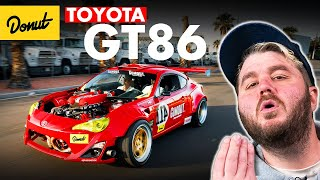 TOYOTA GT86 - Everything You Need to Know | Up to Speed