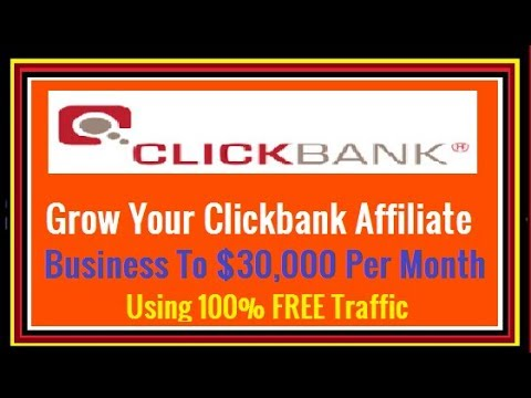How To Make Money With Clickbank For Free Without A Website In 2018