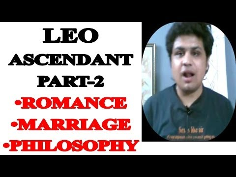 Leo Rising/Ascendant in Astrology - Love, Marriage, and Sex (Secrets Unlocked)
