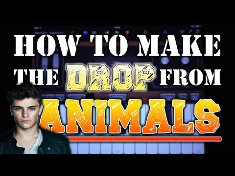 How to make the DROP from