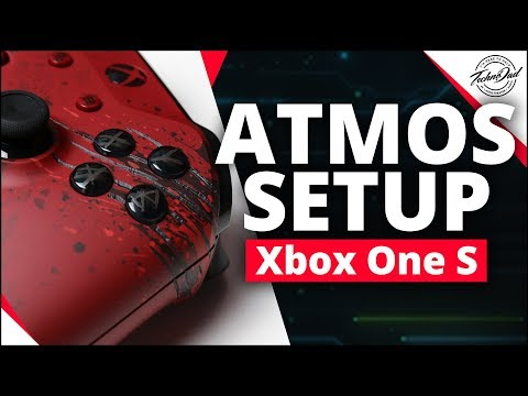 How to Setup Dolby Atmos on Xbox One S