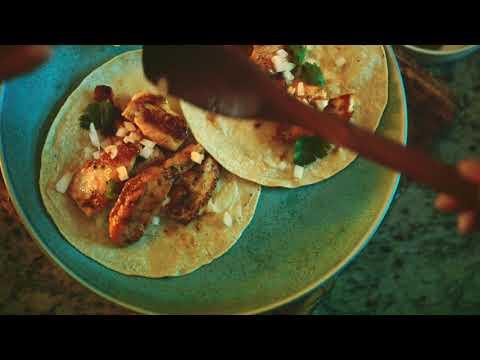 Tacos de pollo Knorr®