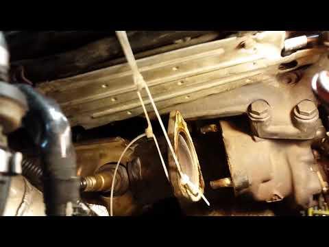Starter Removal Audi A4 1.8T