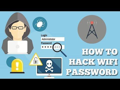 How to hack wifi password -Wifi password Hack - Hack wifi password -Wifi password hack in urdu