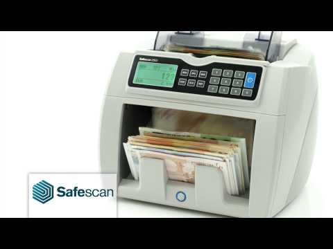 Safescan - 2600 Series Banknote Counting Machine