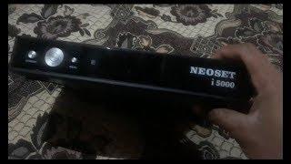 Neoset I5000 Extreme USB Upgrade Not Work Upgrade By Sun