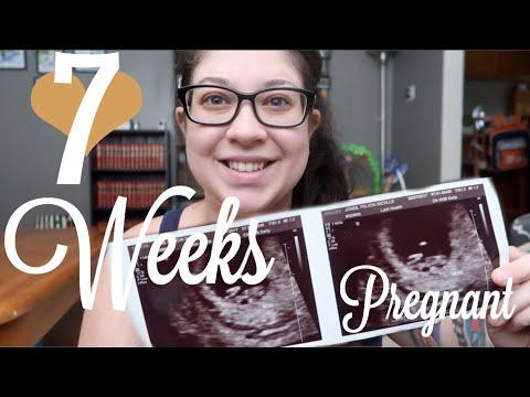 7 WEEKS PREGNANT UPDATE | Exhaustion & Hyperemesis