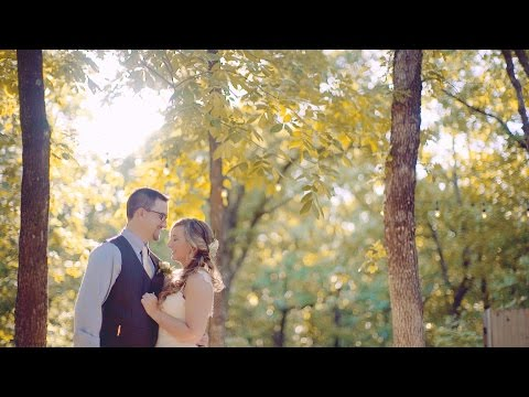 A Wedding in The Woods   PostOak Lodge Tulsa Oklahoma