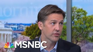 Senator Benjamin E. Sasse Takes On Tribalism And Loneliness In Book | Morning Joe | MSNBC