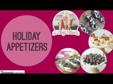 Best Holiday Appetizers and Wine Pairings