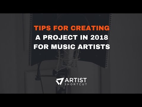 Tips For Creating A Mixtape/Album in 2018 For Music Artists
