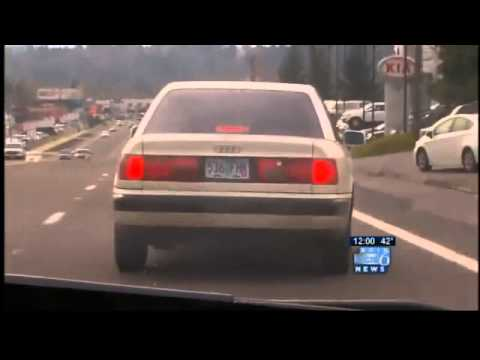 Oregon State Police crack down on dangerous drivers