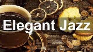 Elegant Jazz Music - Warm Jazz Cafe Piano Instrumental Music to Relax