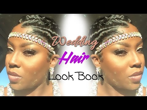 Wedding Hair Look Book| Vintage Waves