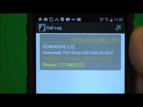 ShadowVote Florida Voter ID App for Android Phones