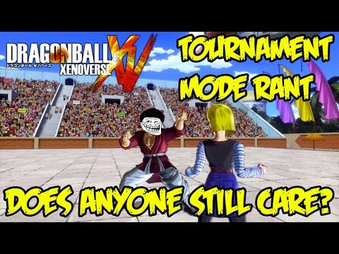 Dragon Ball Xenoverse Tournament Mode RANT: Hit Detection Issues & Other Problems