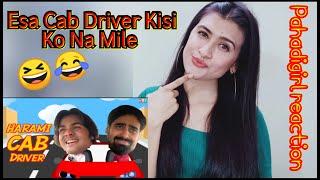 Harami Cab Driver l Ashish Chanchlani l Akash Dodeja l Pahadigirl reaction