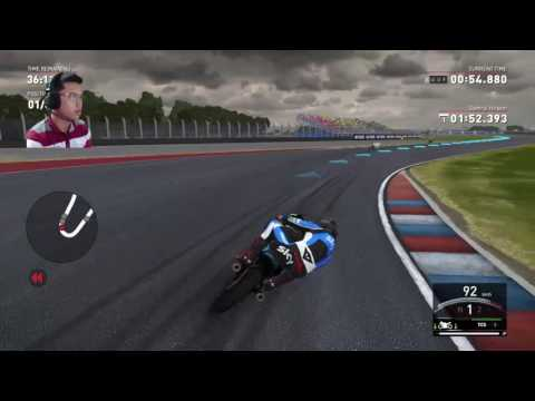 RACE TIME!. |VALENTINO ROSSI THE GAME.(MALAYSIA)(PS4)