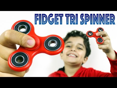 TOP BEST Fidget Spinner 2017! Coolest Fidget Spinner Toys You Won't Believe. Let's Play Kids